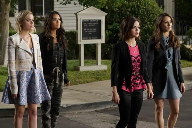 Pretty little liars a team spoilers