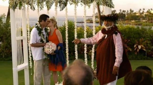 Royal pains wedding