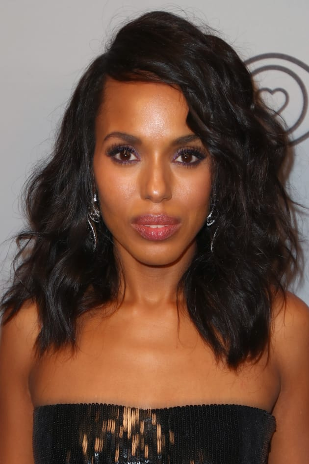 Kerry Washington Attends Event