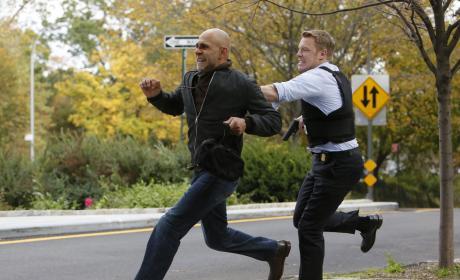 What a takedown! - The Blacklist Season 4 Episode 9