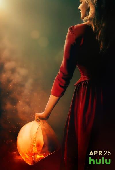 The Handmaid's Tale Season 2 Poster