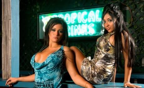 Jenni and Nicole