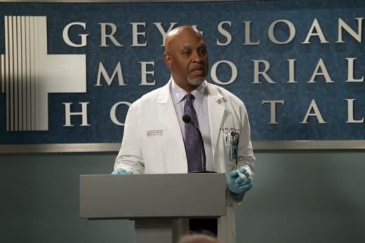 Chief, Always - Grey's Anatomy Season 14 Episode 20