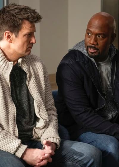 Sgt. Grey Has Advice - The Rookie Season 3 Episode 12