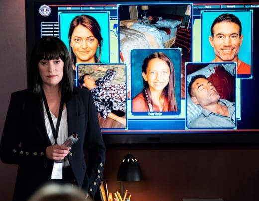 Punishing Parents - Criminal Minds Season 14 Episode 8