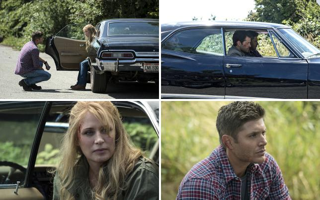 Mother and son supernatural s12e1