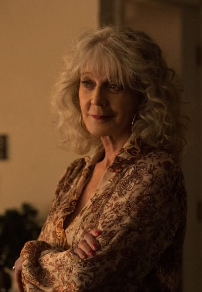 Blythe Danner as Demeter - American Gods Season 3 Episode 3