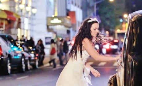 The Runaway Bride?