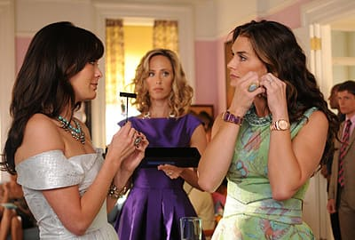The Ladies at a Jewelry Party