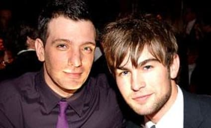 Chace Crawford: Not Gay or Dating JC Chasez