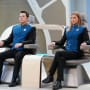 Captain and Commander - The Orville Season 2 Episode 7
