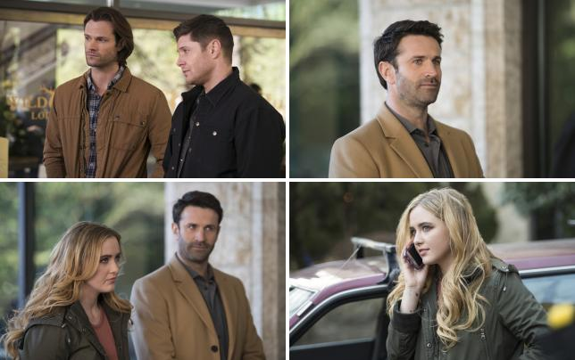 Sam and dean take on a new case supernatural season 12 episode 1