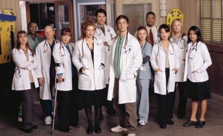 ER Cast Picture