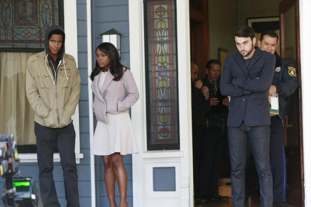 The Morning After - How To Get Away With Murder Season 1 Episode 10