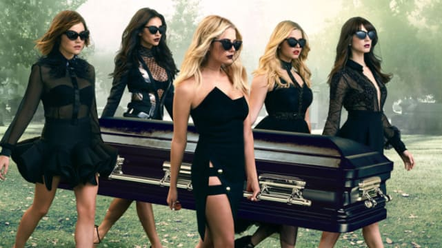 The Core Five - Pretty Little Liars