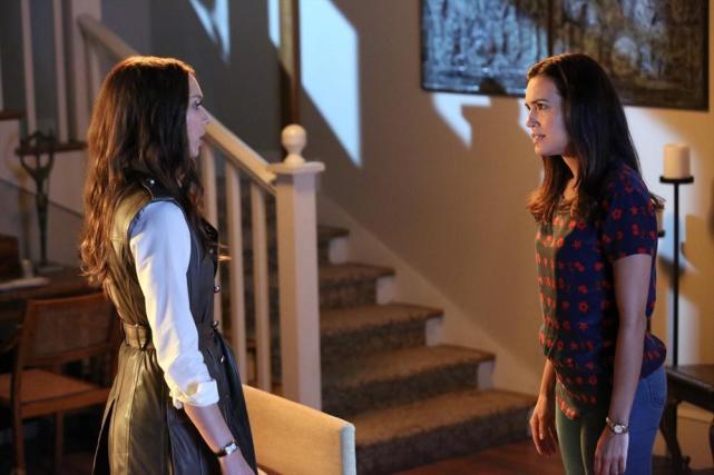 Questioning Melissa - Pretty Little Liars Season 5 Episode 10