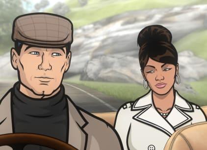 Watch Archer Season 6 Episode 11 Online