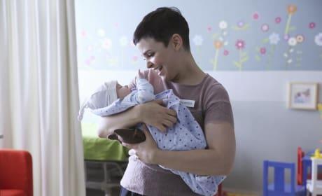 Mary Margaret & Baby Henry