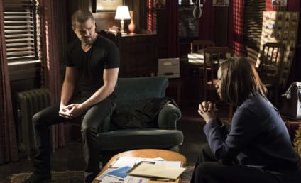 How to Get Away with Murder Photos: Annalise and Frank Join Forces