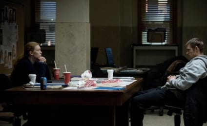 The Killing Review: A Break In the Case