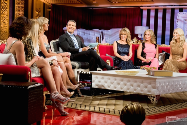 Reunion Time for The Real Housewives of New York City