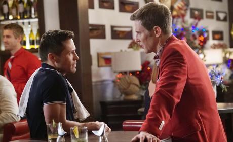 Jack Behind the Bar - Revenge Season 4 Episode 16