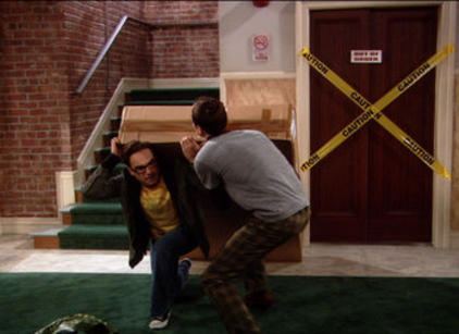 Watch The Big Bang Theory Season 1 Episode 2 Online