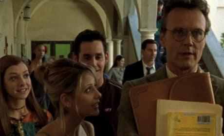 Asking Jenny Out - Buffy the Vampire Slayer Season 2 Episode 2