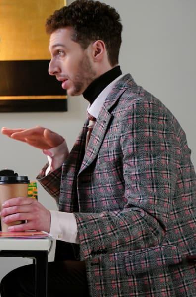 Andrew talk - The Bold Type Season 5 Episode 4