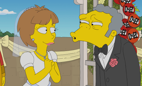 Mail-Order Bride - The Simpsons