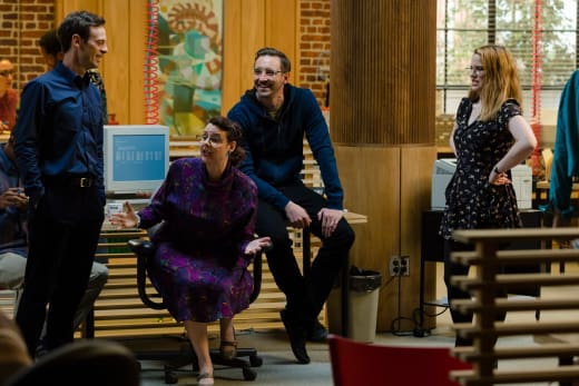 Fun and Games - Halt and Catch Fire Season 4 Episode 4