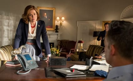 Political Animals Review: Suicide