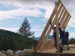 The Family Builds a Structure - Alaskan Bush People