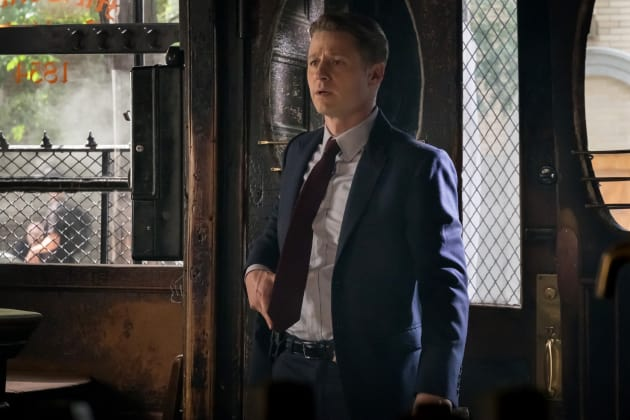 Always A Situation - Gotham Season 4 Episode 1