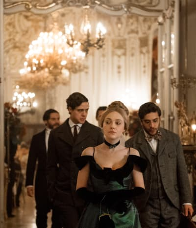 Important Meal - The Alienist Season 1 Episode 2