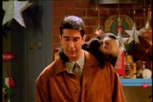 Watch Friends Season 1 Episode 10 Online - TV Fanatic