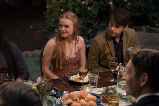 An Engaged Eliza - The Fosters Season 5 Episode 20