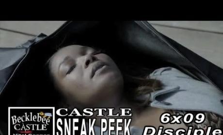 Castle Clip: Lanie Doppelganger Alert!