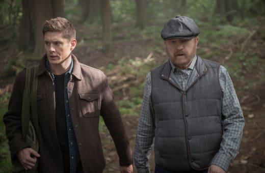 On The Hunt - Supernatural Season 14 Episode 5