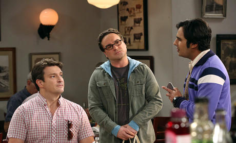 An Uncanny Resemblance - The Big Bang Theory