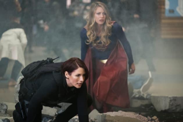 Not You! - Supergirl Season 3 Episode 13