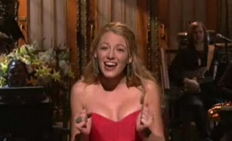Blake Lively SNL Monologue