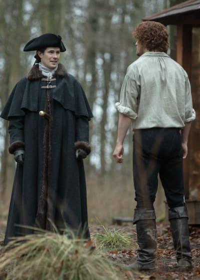 A Friendly Greeting - Outlander Season 4 Episode 6