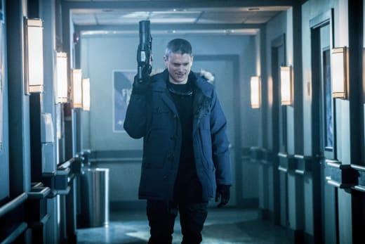 Cold Blast - The Flash Season 3 Episode 16