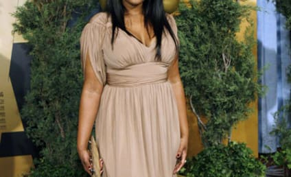 American Idol Picture of the Day: Jennifer Hudson ... and a Future Friend?