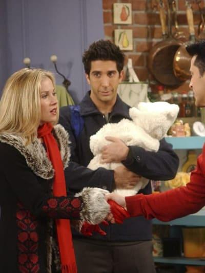 Sister - Friends Season 9 Episode 8