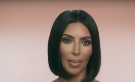 Kim is Unimpressed - Keeping Up with the Kardashians