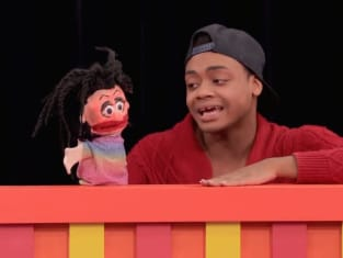 Crystal Methyd Puppet - RuPaul's Drag Race