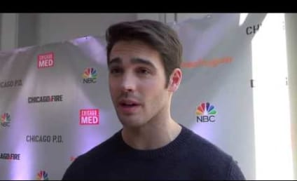 Chicago Fire Cast Talk Musical Episode, Lip Locks and Shirtless Steven R. McQueen