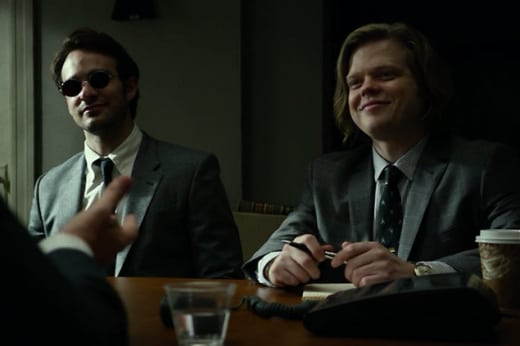 A Mysterious Wealthy Client - Daredevil